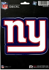 NEW YORK GIANTS DECAL