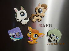 5 MAGNET LITTLE PET SHOP   TB ETAT