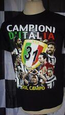 T-shirt CAMPIONI D'ITALIA 2013 JUVENTUS 31 SCUDETTO