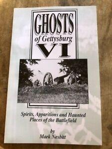 Ghosts of Gettysburg Vol VI, Civil War Book, New
