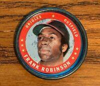 1971 Topps COINS #50 Frank Robinson - Orioles