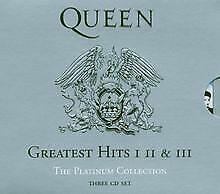 The Platinum Collection: Greatest Hits I, II & III von Queen | CD | Zustand gut