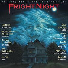 FRIGHT NIGHT New Sealed 2017 MOVIE SOUNDTRACK CD 1ST TIME ON CD