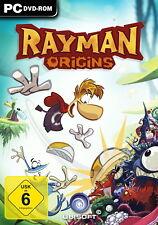 Rayman Origins PC Neu & OVP