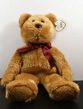 Lovely Retired ©2002 Ty Beanie Buddy ~ Curly ~ Bear
