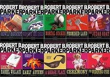 Spenser Series Collection Set Books 1-10 Mass Market Paperback Robert B. Parker