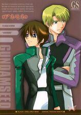 Gundam Seed YAOI Doujinshi Comic Mu La Flaga x Kira Anemone