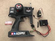 Tamiya Adspec + C.P.R Unit P-100F FET Receiver ESC Servo TP-S148 PLEASE READ