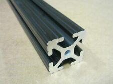 80/20 Inc 1.5 x 1.5 T-Slot Aluminum Extrusion 15 Series 1515 x 36 Black H1-2