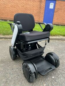 TGA WHILL MODEL C 4MPH ELECTRIC MOBILITY POWERCHAIR SCOOTER CAR BOOT