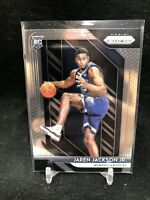 2018-19 Panini Prizm Jaren Jackson Jr #66 Rookie Card RC Grizzlies Base AG07