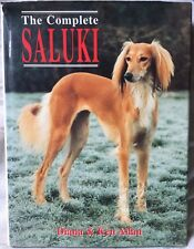 Book of the Breed: The Complete Saluki by Ken and Diana Allan (1999, Hc Dj, 1st)