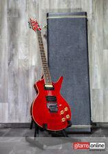 Dean Cadillac elite flat-top red