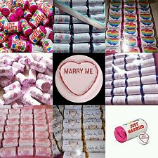 Love heart sweets x100 Personalised