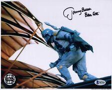 JEREMY BULLOCH SIGNED AUTOGRAPHED 8x10 PHOTO BOBA FETT STAR WARS OPX BECKETT BAS