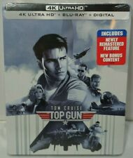 Top Gun -  4K/Blu-ray/Digital -  Steelbook