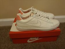 Nike Tennis Classic Ultra Leather Men Sneakers Size US 10.5 White 749644-102