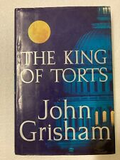 The King of Torts by John Grisham  2003 Hardcover First Edition with Dust Cover