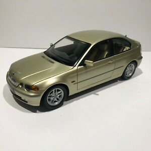 BMW 325 TI COMPACT KYOSHO 1:18 DIECAST MODEL NEW NEVER ON DISPLAY