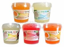 Bolle Popping Bursting Boba Pearls Bubble Tea, Toppings 4 Flavors 2 lb 10 oz