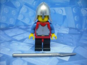 Lego - Castle - Printed Breastplate Knight - Minifigure