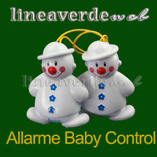 Allarme wireless baby control
