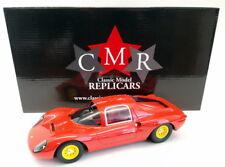 CMR 1/18 Scale Resin - 041 Ferrari Dino 206S Berlinetta Plain Body Red