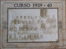 Cuba/Cuban 1939 School/Class Photograph w/Black, Chinese & White Students
