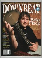 Down Beat Magazine Bela Fleck Dave Douglas June 2009 052820nonrh