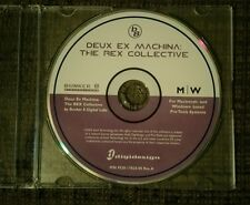 Digidesign Deux Ex Machina the Rex Collective Bunker 8 Digital Labs Windows Mac