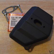 Genuine STIHL FS400 FS450 FS480 Tornillos de Junta de Escape 4128 140 0602 seguimiento post