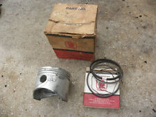 Tecumseh Piston, Pin and Ring Assembly STD #34508