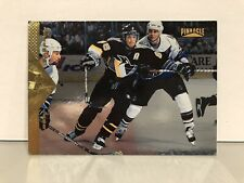 1996-97 Pinnacle Foil #102 Jaromir Jagr Pittsburgh Penguins Hockey Card NHL!