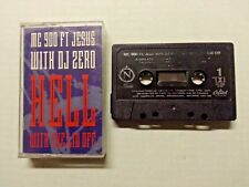 MC 900 FT Jesus With DJ Zero - Hell With The Lid Off Cassette Tape  Canada 1989