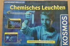 Chemisches Leuchten, Experimentierkasten von KOSMOS
