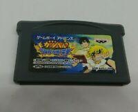 Konjiki no Gashbell!! Gameboy Advance GBA Nintendo Japan Import