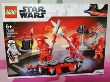 LEGO STAR WARS 75225 Elite Praetorian Guard Battle Pack Sale !