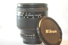 Nikon AF D Nikkor 24-120mm f/3.5-5.6 IF FX lens for FM F5 F100 D610 D750 DF D810