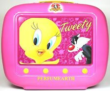 Tweety By Looney Tunes 2 Pcs Set With 3.4oz. Edt Spray For Kids New In Box