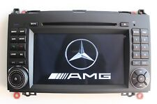 Autoradio Android 7.1 Mercedes Classe A B Viano Vito Sprinter VW CRAFTER STEREO