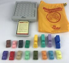 RushHour Traffic Jam Game 1996 ThinkFun Logic Strategy Puzzle Complete