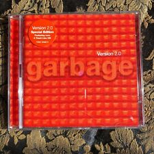 Garbage – VERSION 2.0  original 2 x CD limited + live ep Shirley Sexy Manson