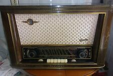 Radio Antigua GRAETZ Alemán Funciona bien ,tiene FM