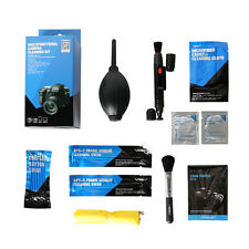 9 in 1 VSGO Camera Cleaning Kit DKL-6 Clean for Sony Canon Nikon Hasselblad