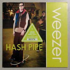 "WEEZER - Hash Pipe - EU 7"" VINYL SINGLE Limited Edition Green Vinyl"
