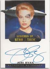 Jeri Ryan as Seven of Nine Autograph Card Women of Star Trek 2017 Trading Cards