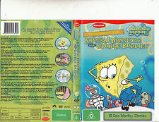 Spongebob Squarepants-Nautical Nonsense And Sponge-[10 Episodes]-Animated SS-DVD