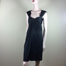 BCBG MAX AZRIA Kleid Gr XS S 34 36 Kleine Schwarze Tanzkleid Party Dress Robe