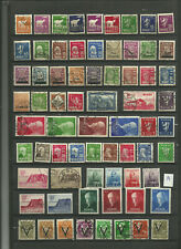 Norway. Old stamps.Lot A