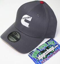 Cummins hat ball cap fitted flex fit flexfit new era cummings dark gray  lg xl 5d6516eb6659